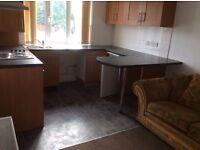 One bed studio flat. Dewsbury Road, Leeds.