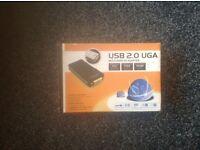 USB Graphics Adaptor HDMI/VGA/DVI