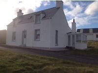 3 bedroom property for sale in uig on the lovely Isle of Lewis