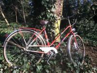 "Ludo Sport 20.5"" - Vintage Belgian Ladies Town Bike - FREE DELIVERY IN LONDON"