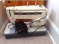 Singer Sewing Machine - Singer 514 - Good Working Condition