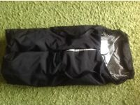 Baby travel bed & duvets