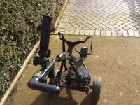Powacaddy golf trolley
