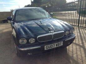 JAGUAR XJ6 X350 2.7 TDVI DIESEL 2007 LWB SOVEREIGN
