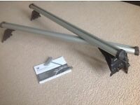 Genuine BMW roof bars to fit 5 Series E39 model