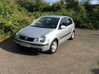 Vw polo 1.9 Diesel/with long mot nd service history