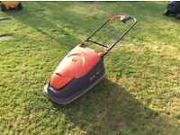 FLYMO TURBO COMPACT 330 ELECTRIC LAWNMOWER IN PERFECT WORKING ORDER £30