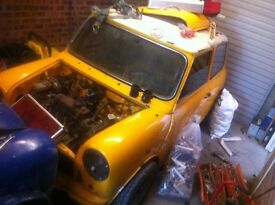 Mini 1000 unfinished project