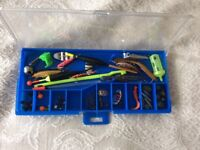 Boy's starter fishing tackle