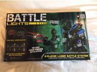 Laser tag fun!