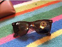 BNWT New Style Rayban Wayfarers - Tortoiseshell (Brand New Unwanted Gift) - RB2140-902