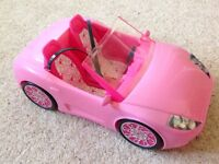 Pink Barbie Sports Car - Immaculate