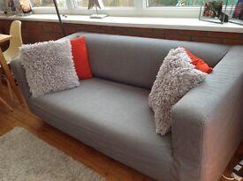 Klippan sofa 2x cover