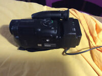 2 video cameras in good condition