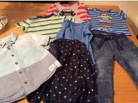 Boys 1-2 year small bundle