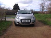 Suzuki Alto Sz Zero tax one owner from new mot 1 year cdradio pas electric Windows