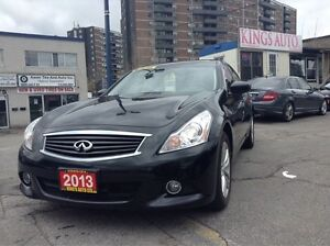 2013 Infiniti G37X  NAVI, AWD, BACKUP-CAM, LEATHER