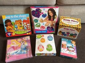 Girls Toy Items Age 4-9 years, perfect stocking fillers