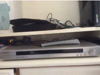 Dvd recorder intermittent fault