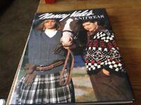 Nancy vales knitwear book