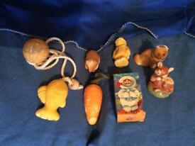 Assorted Novelty Character Soaps