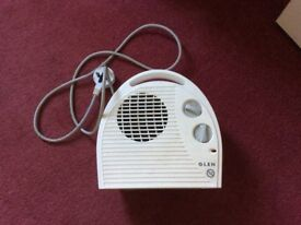 Small convector heater