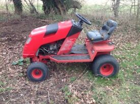 Sit-On Countax Lawn Mower For Spares or Repair
