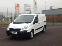 2016 PEUGEOT EXPERT HDI PROFESSIONAL. AS NEW WITH 3000 MILES ONLY. 3 SEATS. 2 SIDE DOORS+ EXTRAS.