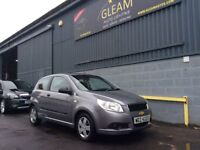 2009 Chevrolet Aveo 1.2 S Low Mileage Only 44k FINANCE AVAILABLE