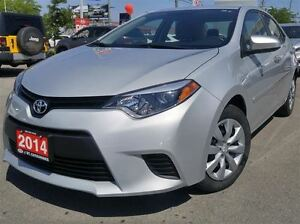 2014 Toyota Corolla LE |REARVIEW CAMERA|HEATED SEAT|MEDIA INTERF