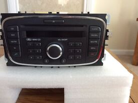 Ford 6000 CD and Radio