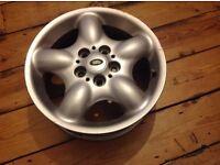 Freelander 16 inch alloy wheel