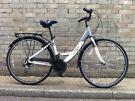 Size 16 Fantastic Flawless Modern Light 18-Speed Ladies Hybrid Bike