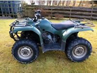 Yamaha Grizzly 350 Quad