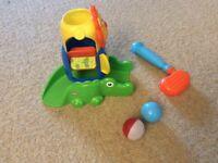 Little Tikes Mini golf set