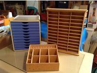 Stamping Storage Items