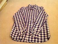 Boys Tommy Hilfiger shirt. Size large/ 12-14