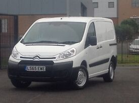 LATE 2015 CITROEN DISPATCH 1.6HDI ENTERPRISE * ONLY 15K MILES *