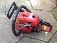 Sumo chainsaw spares or repair