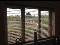 Wooden blinds £20each ono
