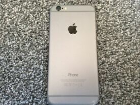 Apple iphone 6 unlocked any network space grey 16gb