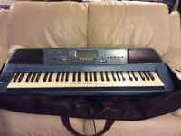 Orlando musical instrument KX10 Portable keyboard excellent condition.