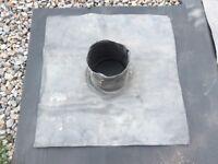 110mm lead flashing collar