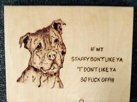 Art/wood burning