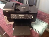 Wi HP printer/fax/scanner in working order.