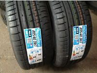 205/55/16-205/40/17-225/45/17-new & part worn tyres