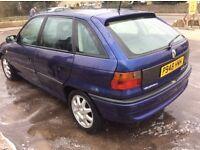 Vauxhall Astra 16v sport,barn find,rare,original