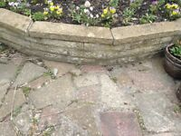 York walling bricks. Lots of for free