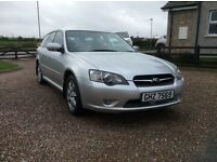 Subaru Legacy 2.0 estate awd 2004
