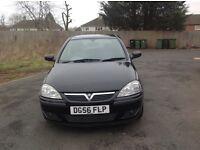 2006 Vauxhall corsa 1.3 cdti 5 door